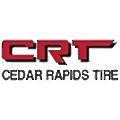 Cedar Rapids Tire logo