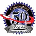 A-Rocket Moving & Storage logo