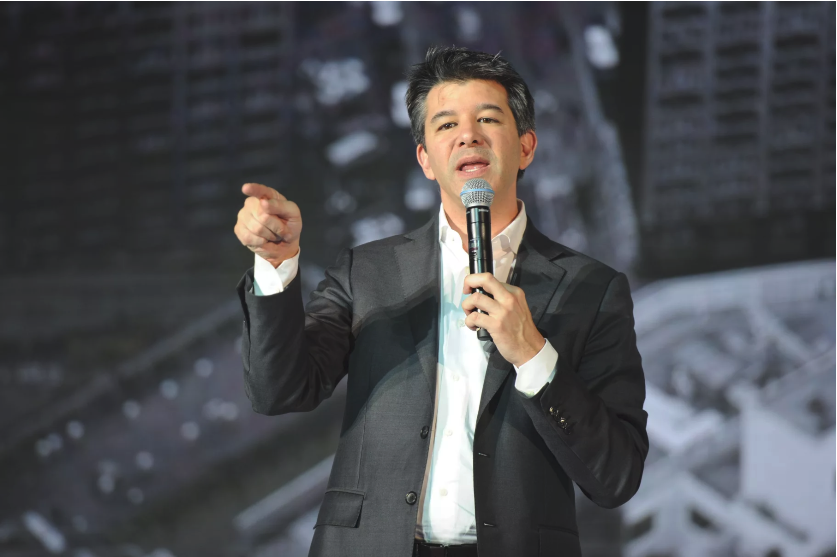 Benchmark is suing Travis Kalanick (and Uber) over board control, claiming a 'selfish' power grab