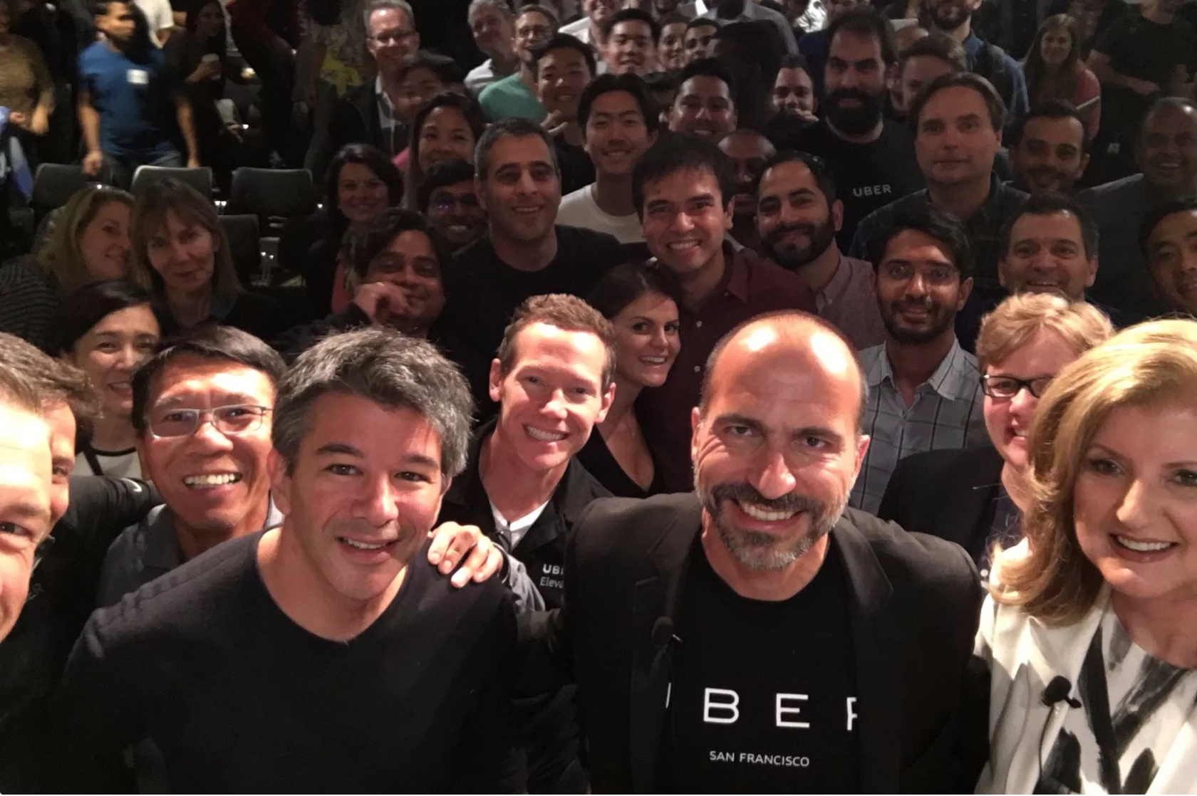 Here's who controls Uber after its megadeal with SoftBank